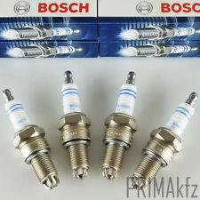 4x BOSCH Zündkerzen SUPER PLUS FR8KTC+ Mercedes W168 W202 W210 W140 903 904 638
