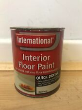 INTERNATIONAL Quick Drying Floor Paint - 750ml - Bamboo - Neutral color