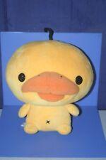 "SAN-X Kamonohashikamo Duck Big Plush Doll 25cm 10"""