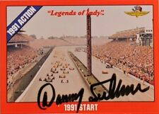DANNY SULLIVAN signed 1992 LEGENDS OF INDY card #45 INDY RACING GREAT