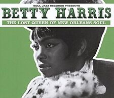 Lost Queen of New Orleans Soul [LP] by Betty Harris (Vinyl, Sep-2016, 2 Discs, Soul Jazz)