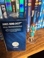 James Bond Corgi Icon Figure Miss Moneypenny Lois Maxwell