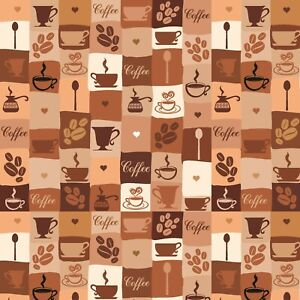 Coffee Wrapping Paper,Stunning Sheet Of Wrapping Paper