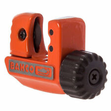 Bahco MINI TUBE CUTTER 3-22mm Cast Aluminium Body,Heavy Knob For Fast Adjustment