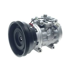 Remanufactured A/C Compressor and Clutch Denso 471-0434 For Toyota MR2 L4 94-95