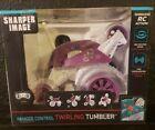 Sharper Image Twirling Tumbler RC Spinning Car NEW