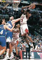 1997-98 Upper Deck Collector Choice Michael Jordan Michael's Magic Bulls # 390