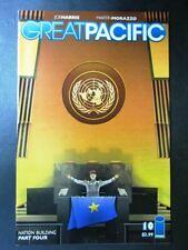 GREAT Pacific #10 - Image Comics #18S