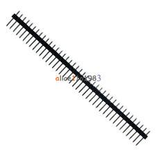 100PCS 40Pin 2.54mm Single Row Straight Male Pin Header Strip PBC Ardunio