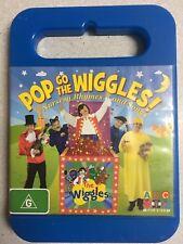 DVD ORIGINAL POP GO THE WIGGLES NURSERY RHYMES AND SONGS 2007 EUC