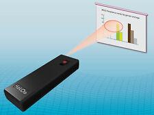 HaLoo size-adjustable 650 nm circular laser pointer
