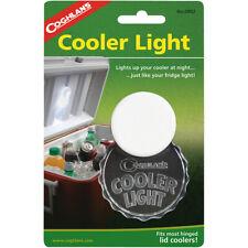 Coghlan's Cooler Luz Led Lâmpada De Auto-on Para Caixa De Ferramentas Pesca No Gelo Peito Caixa de equipamentos