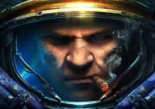 Starcraft A3 Poster