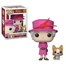 Queen Elizabeth II Royal Family POP! The Royals #01 Vinyl Figur Funko
