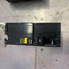 Square D 30 amp 2 Pole 120/240Vac Circuit Breaker