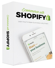 Ecommerce With Shopify Ebook pdf With Master Resell Rights MRR Fast Delivery