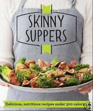 Skinny Suppers Diet Lean Slimming Cook Book Healthy Eating Weight Loss Nutrition
