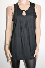 TARGET Brand Black Tie Neck Sleeveless Top Size 16 BNWT #ST30