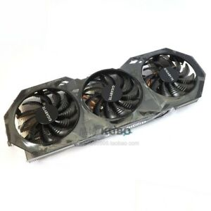 GIGABYTE WindForce GV-N970WF3OC Graphics Card Cooler 3 Fan 3-Pin