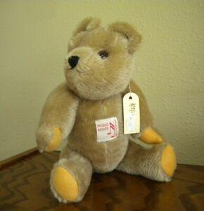 Swiss-made Reuge Teddy Bear
