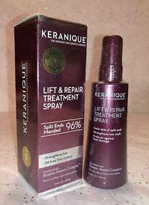 Keranique Lift and Repair Treatment Spray Keratin Amino Complex  Sealed NIB
