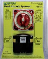 New Add A Battery dual Circuit System blue Sea Systems 7650 120A