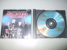 Hellbound - Hellraiser II - Original Soundtrack - Christopher Young (CD) Rare