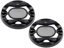 130mm Speaker Grills/Covers Universal Fitting for Car/Caravan/Home Plastic