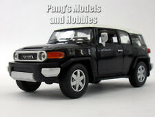 Toyota FJ Cruiser 1/36 Scale Diecast Metal Model by Kinsmart - BLACK