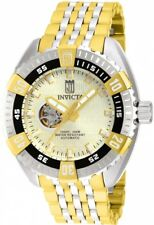 15883 Invicta JT Signature Automatic Men's 50mm Two-Tone SS Bracelet Strap Watch