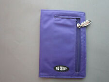 BIG SKINNY PLUS SIZED MYPHONE WALLET IN PURPLE - NEW IN PACKAGE