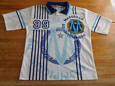 Olympique de Marseille Droit Au But Jersey Shirt Medium Small ?
