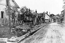 WW1 - Villers-Cotterêts 1918 - La ville après les bombardements