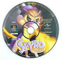Spyro the Dragon - Playstation / PS1 - Disque seul - PAL FR