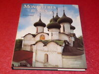 [RUSSIE MAZENOD CITADELLES] A.-I. KOMECH MONASTERES RUSSES BEAU LIVRE 2001 Rare