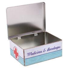 Verbandskästen für Notfallmedizin