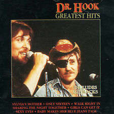 DR. HOOK GREATEST HITS CD NEW