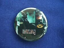 "Vintage Batman, pin/button,1989, in excellent condition! 1 3/4"""