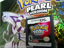 PokEdit Version Pearl Used DS 3DS All 493 Pokemon LVL 100 Edit Nintendo