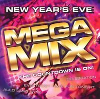 New Year's Eve Mega Mix - Music CD - Various Artists -  1998-09-22 - Madacy Reco