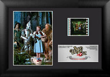 Film Cell Genuine 35mm Framed & Matted Wizard of Oz 75th Anniversary S3 USFC6055