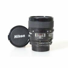 Nikon AF 2,8/60 D Micro Objektiv - Nikon AF Micro-Nikkor 60mm 1:2.8 D