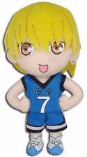"NEW Great Eastern GE-52568 Kuroko's Basketball - 9"" Kise Ryota Stuffed Plush"