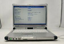 Panasonic Toughbook CF-C2 Intel i5-4300U 4GB RAM 500GB HDD NO OS 4G TOUCH PEN