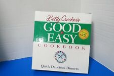 Betty Crockers Good And Easy Cookbook By Betty Crocker 1996 First Edition