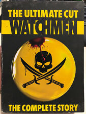 Watchmen (DVD, 2009, 3-Disc Set) <off>