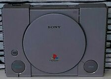 Sony PlayStation 1 Ps1 Gray Console System Scph-9001 Console Only Tested Working