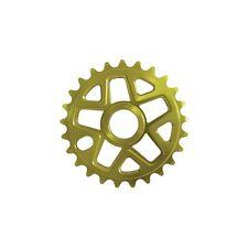 BIKE BICYCLE CYCLE BMX CHAINWHEEL 28T ALLOY GREEN