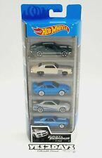 Hot Wheels HW 50th Track Stars 5 Pack