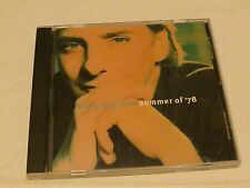 RARE CD Barry Manilow Summer of '78 1978 BMG Arista I go Crazy When I need you